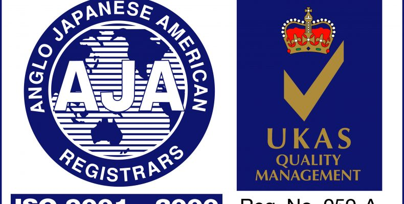 we are certified by aja for iso 9001 ������������ ���������������